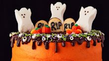 33 Killer Cakes For A Spooky Sweet Halloween