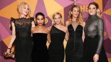 Reese Witherspoon, Nicole Kidman & More Auctioning Off Golden Globes Dresses to Benefit Time's Up
