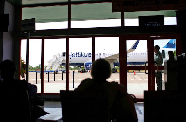 Your face could be your ticket to fly on JetBlue (updated)