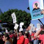 35,000 public school teachers set to strike