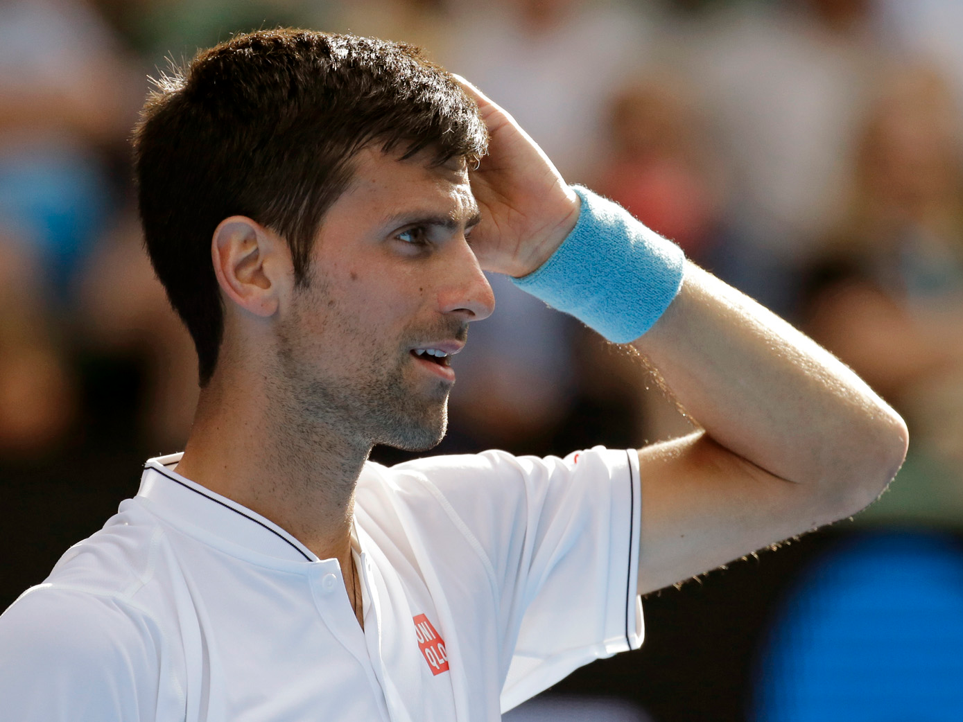 Novak Djokovic s former coach says tennis is no longer Djokovic s