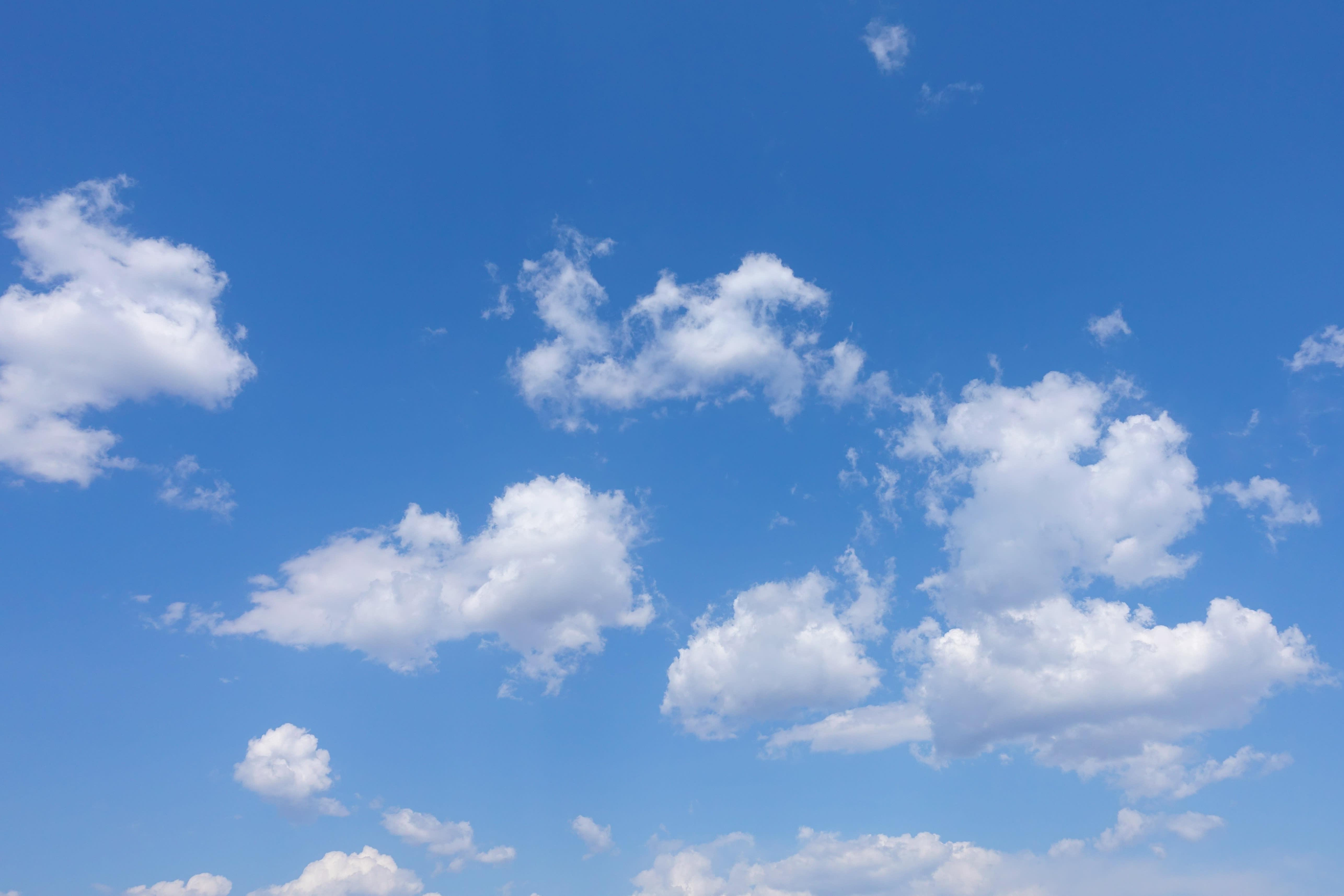 beeindruckendes schauspiel am himmel