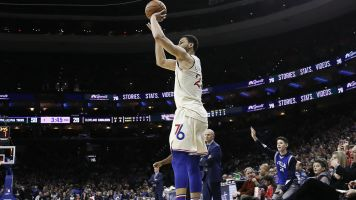 76ers coach wants Simmons to try more 3s