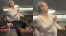 Tiger Shroff Shares Flying Kick Video After Injury