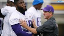 Vikings Player Shot In Calf In Minneapolis (Yahoo Sports)