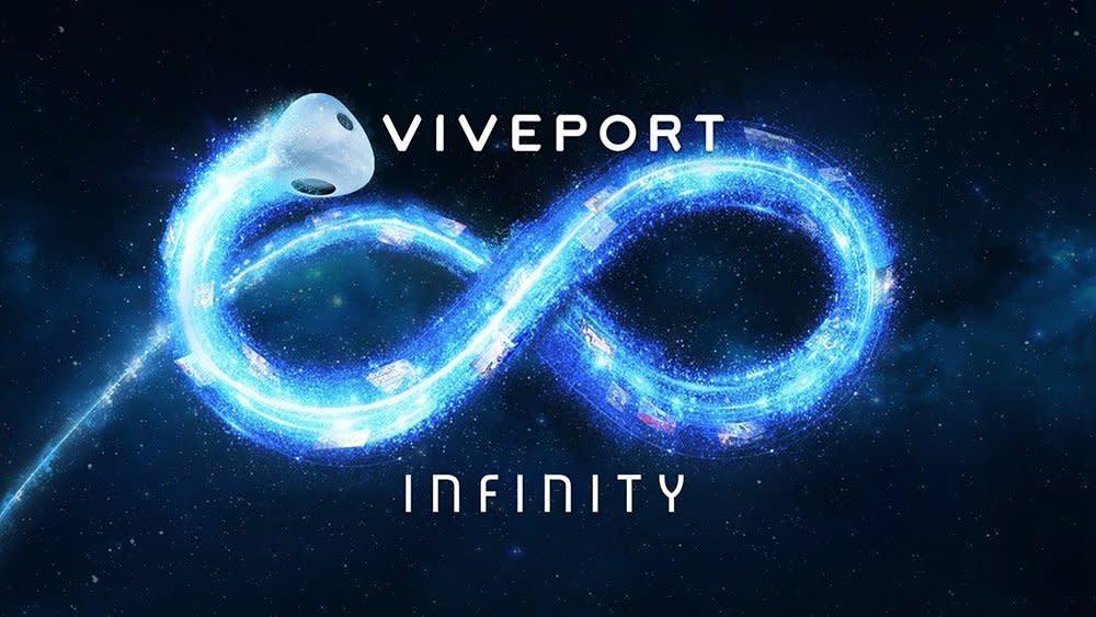 HTC brings Viveport Infinity to Valve Index VR headset