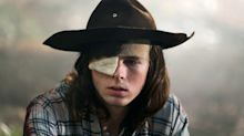 Here's how carl dies on 'The Walking Dead'