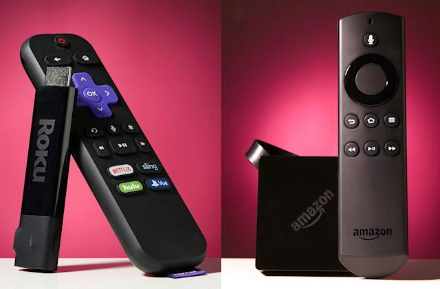 The best media streamers for dorm rooms