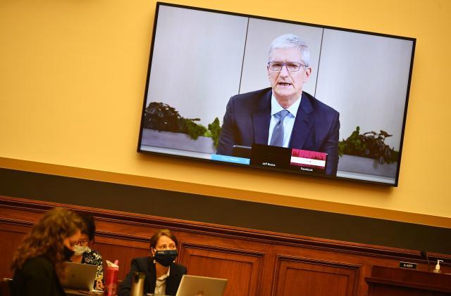 Apple wants Tim Cook, Tim Sweeney to testify in Epic lawsuit