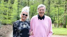 Kim Wilde 'inspired' by father Marty after his 'dramatic health scare'