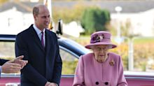 When have the Queen and Prince William carried out royal engagements?