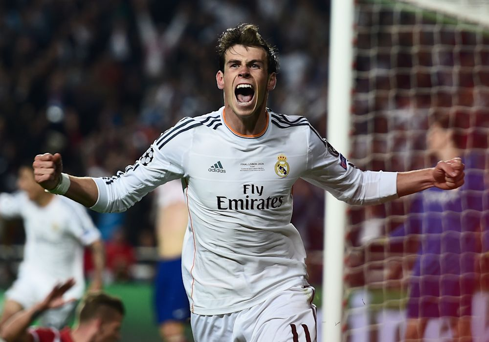 WATCH: Dreams do come true - Bale and kids recreate UEFA Champions League goal