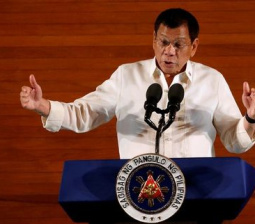 Philippines' Duterte threatens to call off truce after rebel ambush