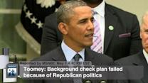 Politics News - Pat Toomey, Barack Obama, White House
