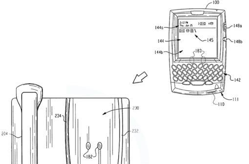 RIM patent application ponders a desk dock for your BlackBerry