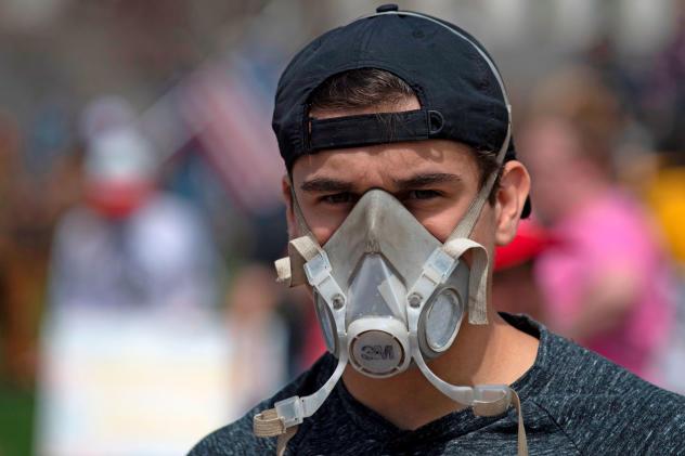 Facebook removes posts promoting anti-quarantine protests