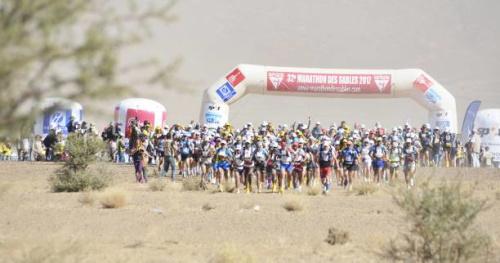 Marathon des Sables - Marathon des Sables 2017 : 32 ans que ça dune !