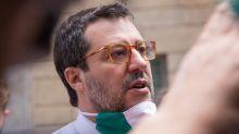 """Salvini: """"L'euro è stato un errore, vantaggi solo per la Germania"""""""