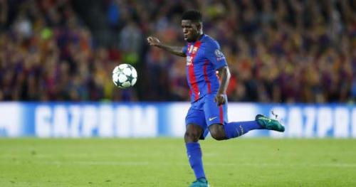 Foot - ESP - Barça - Umtiti titulaire, Messi de retour avec le Barça contre Séville