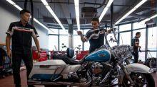Harley-Davidson, bene conti, ma vendite Usa crollano causa Trump