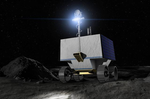 NASA and Astrobotic will deliver water-seeking VIPER rover to the Moon