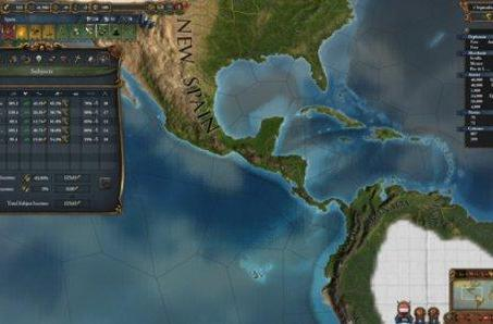 Europa Universalis 4 'Conquest of Paradise' expansion up for pre-order
