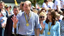 Prince William beats Princess Kate in rowing competition in Germany