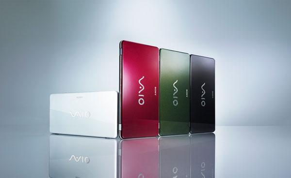 Sony gets official with VAIO P: world's lightest 8-inch netbook