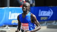 London Marathon 2017: Daniel Wanjiru claims surprise win while Mary Keitany breaks record
