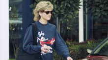 Princess Diana's favourite gym jumper sold for an extraordinary amount