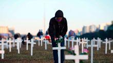 Pela 30ª vez, Brasil registra mais de mil mortes causadas por covid-19 em 24 horas