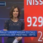 Nissan to hold first board meeting since Carlos Ghosn's a...