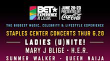 Ladies Unite at the Seventh Annual BET Experience