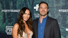 Megan Fox Spotted Getting Close To Not Brian Austin Green Amid Divorce Speculation