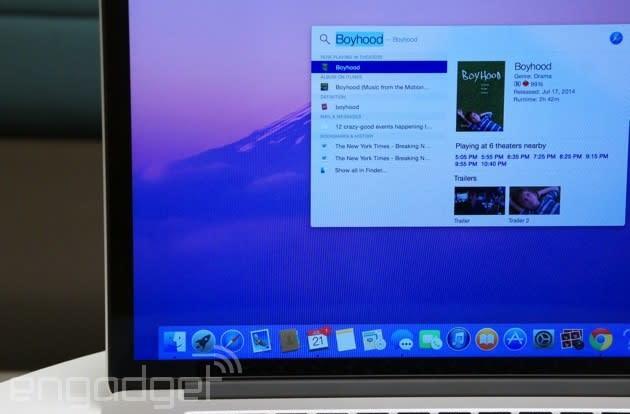 Apple's public beta for OS X Yosemite begins tomorrow