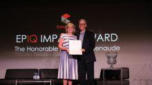 Pamela Hughes Patenaude Receives the CoreLogic EPIQ Impact Award for Meritorious Service to Housing and the Country