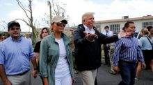Trump disputes Puerto Rico storm death toll, draws outcry