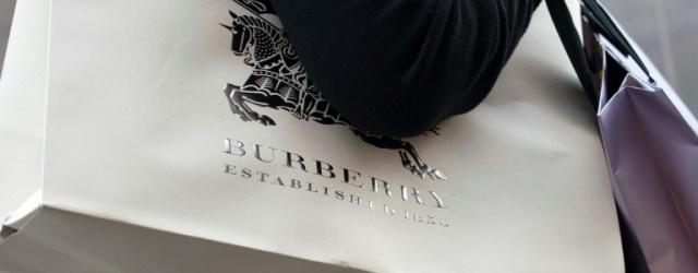 Self-destructive behaviour: Burberry not alone