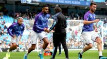 Manchester City's Aymeric Laporte and Riyad Mahrez test positive for Covid-19