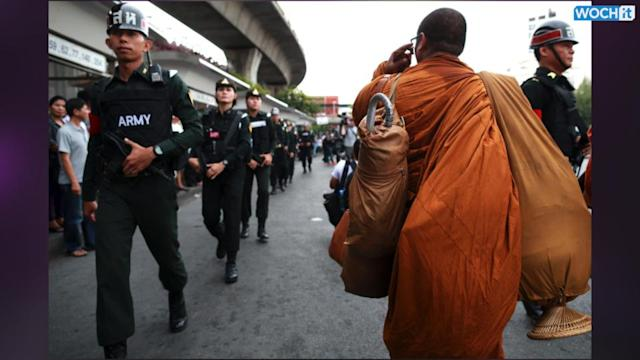 Thai Military Government Looks To Neighbors For Support