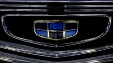 China's Geely launches new electric car brand 'Geometry'