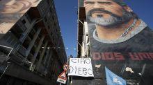 Naples' mayor begins process to rename stadium for Maradona