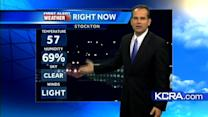 Northern California Forecast 11.24.12