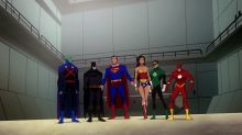The Dark Knight lightens up! Exclusive supercut of funniest moments from DC's animated movies