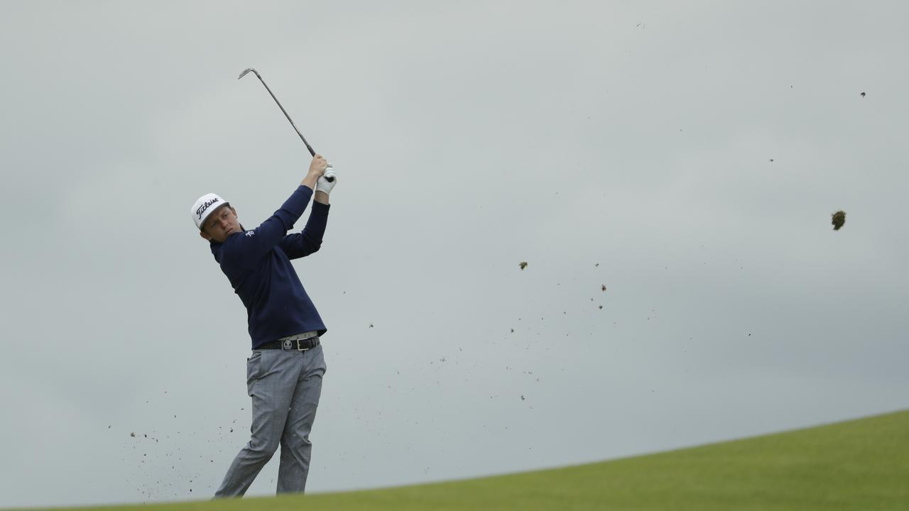 smith roars into british open contention