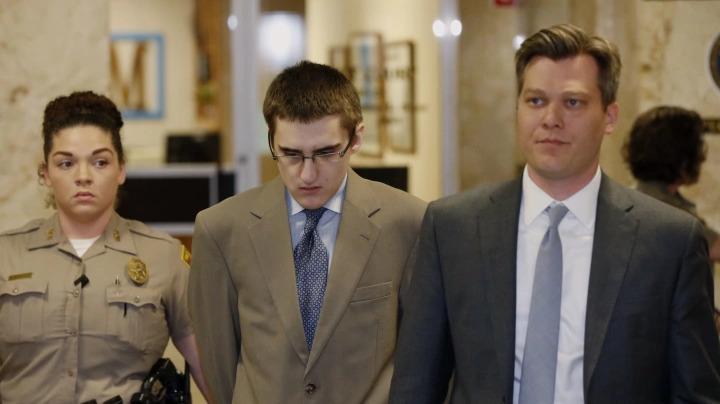 Teen sentenced to life for murdering family