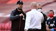 Sean Dyche delighted with Burnley's resilience in taking point at Anfield