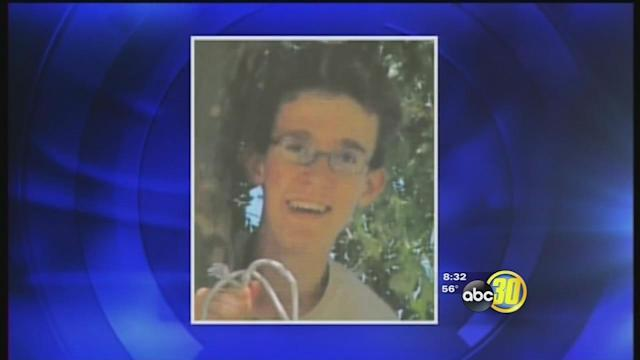 Loved ones say farewell to a murdered Visalia teen