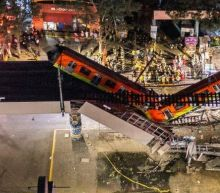 Mexico City metro overpass collapse kills 23