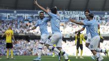 City produce ominous Premier League rout
